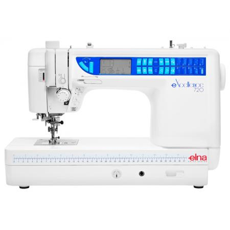 Maszyna do szycia Elna 720 eXcellence, fig. 1