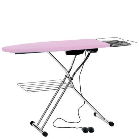 Stół prasowalniczy z odsysaniem, nadmuchem i podgrzewaną powierzchnią, fig. 1