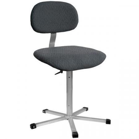 Krzesło obrotowe z tapicerką, fig. 1