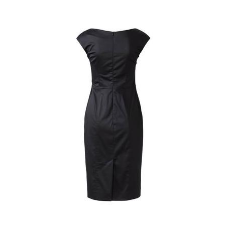 Wykrój BURDA: sukienka zefektem kopertowym, dekoltem wszpic i obniżoną linią ramion, fig. 5