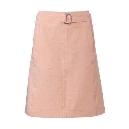 Wykrój BURDA: spódnica zklinów bez doszytego paska, zpaskiem do zapięcia wtalii, fig. 4