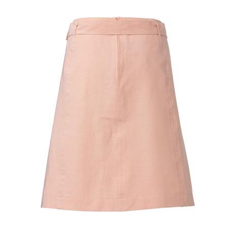 Wykrój BURDA: spódnica zklinów bez doszytego paska, zpaskiem do zapięcia wtalii, fig. 5