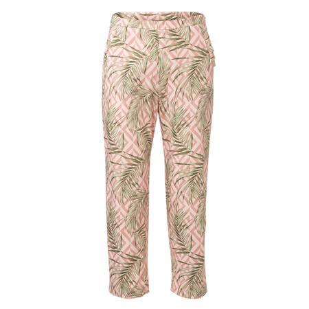 Wykrój BURDA: spodnie zzamkiem zboku, kieszeniami wkarczkach biodrowych ipodwinięciem, fig. 6