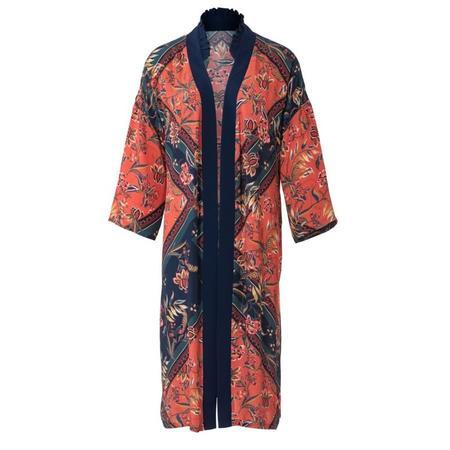Wykrój BURDA: kimono, płaszcz iżakiet, fig. 4