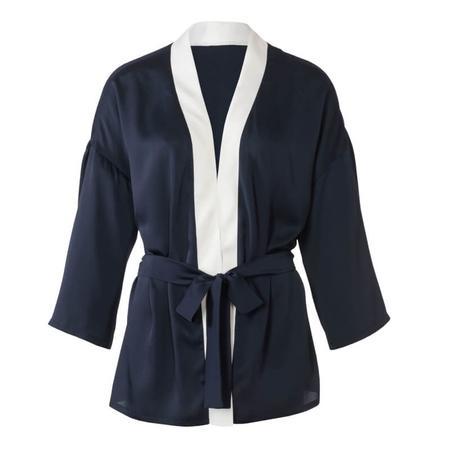 Wykrój BURDA: kimono, płaszcz iżakiet, fig. 6