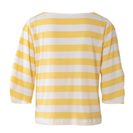 Wykrój BURDA: bluzka ibluza z okrągłym dekoltem i ciekawymi, szerokimi rękawami, fig. 5