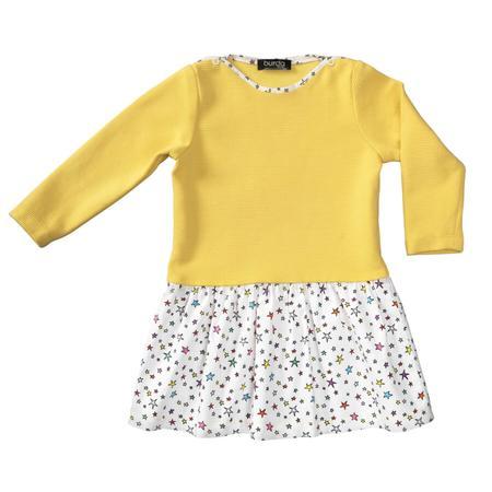 Wykrój BURDA: sukienka t-shirtowa zkieszeniami i sukienka zmarszczoną spódnicą, fig. 4