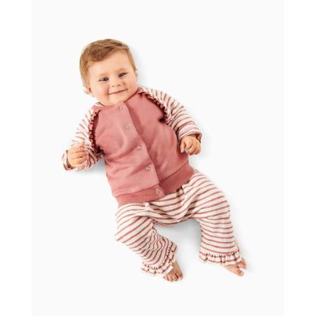 Wykrój BURDA: bluza raglanowa ze stójką + spodnie, fig. 2