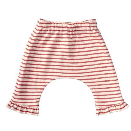 Wykrój BURDA: bluza raglanowa ze stójką + spodnie, fig. 6