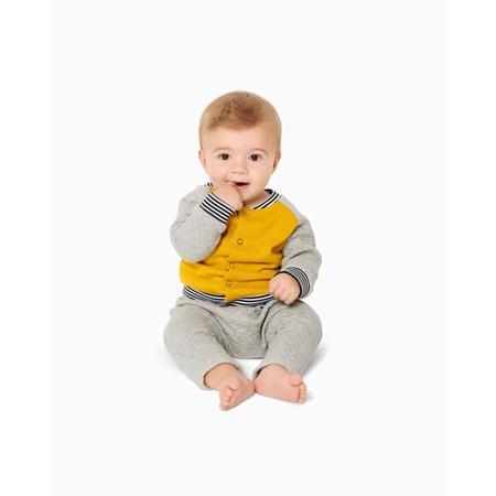 Wykrój BURDA: bluza raglanowa ze stójką + spodnie, fig. 3