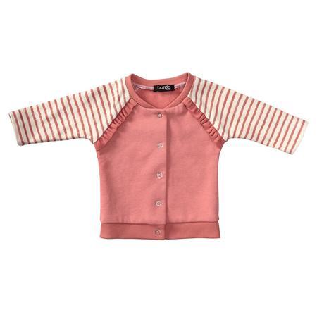 Wykrój BURDA: bluza raglanowa ze stójką + spodnie, fig. 5
