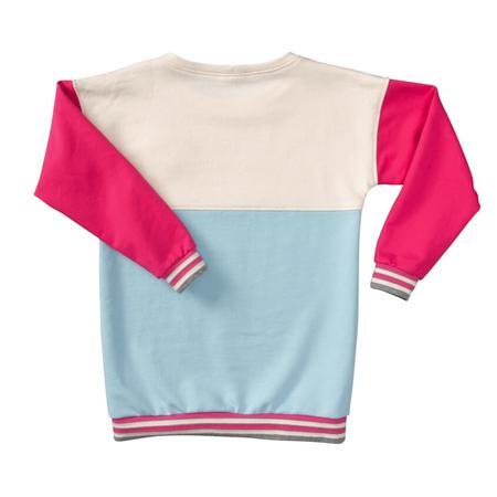 Wykrój BURDA: bluza zkapturem lub bez kaptura, fig. 7