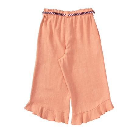 Wykrój BURDA: spodnie zgumą wpasie ikuloty o długości 7/8, fig. 7