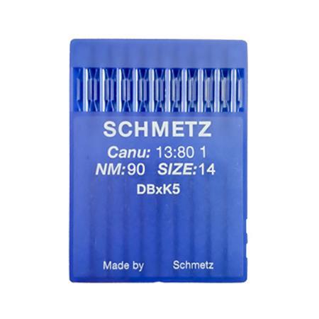 Igły Schmetz do hafciarek DBxK5 do tkanin - różne grubości, fig. 1