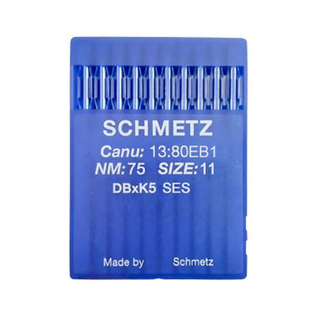Igły Schmetz do hafciarek DBxK5 SES do dzianin - różne grubości, fig. 1