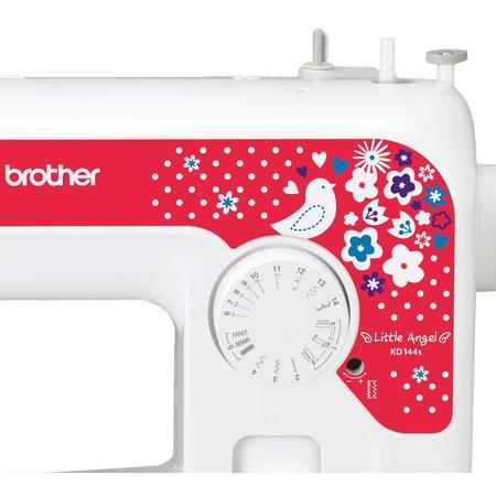 Maszyna do szycia dla dzieci Brother KD144s, fig. 4