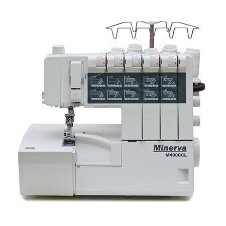 Coverlok Minerva M4000CL, fig. 1