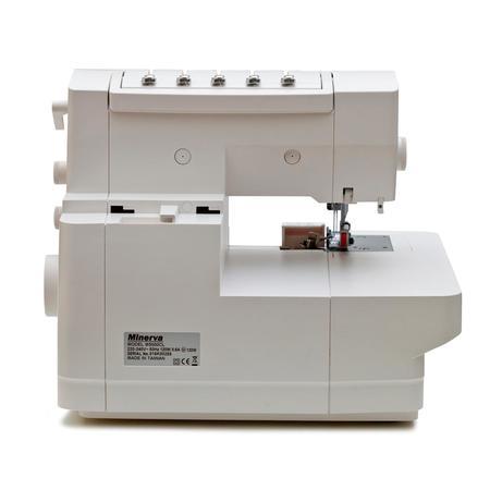 Coverlok Minerva M5000CL, fig. 6