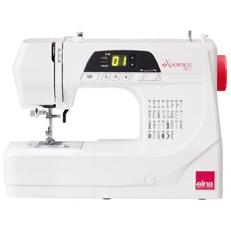 Maszyna do szycia ELNA 450 eXperience + nici i szpulki GRATIS, fig. 1