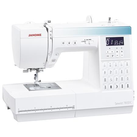 Maszyna do szycia JANOME 780DC + nici i szpulki GRATIS, fig. 4