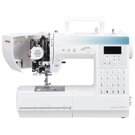 Maszyna do szycia JANOME 780DC + nici i szpulki GRATIS, fig. 5