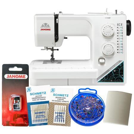 Maszyna do szycia Janome Jubilee 60507 z zestawem akcesoriów 2, fig. 1