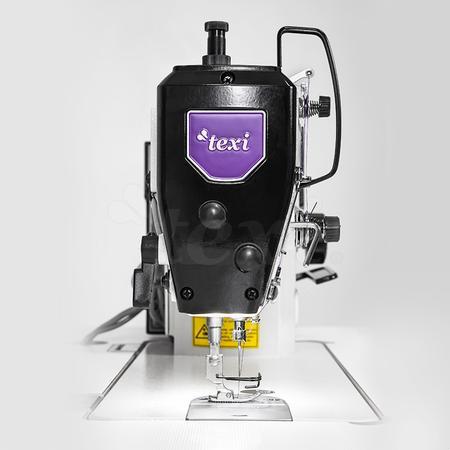 Stebnówka Texi Tronic 6 do lekkich i średnich materiałów z automatyką, fig. 4
