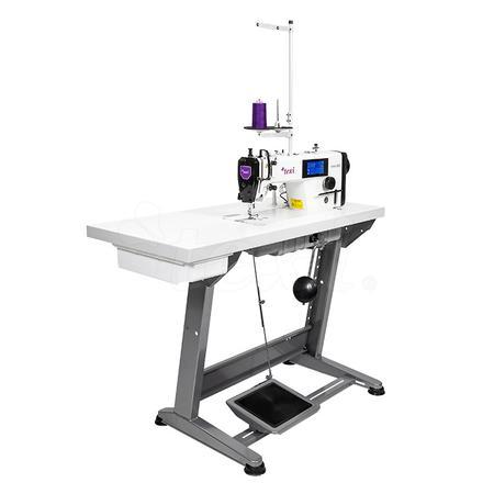 Stebnówka Texi Tronic 6 do lekkich i średnich materiałów z automatyką, fig. 2