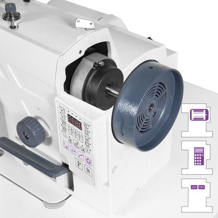 Stębnówka Texi Tronic 7 z automatyką do szycia lekkiego i średniego, fig. 2