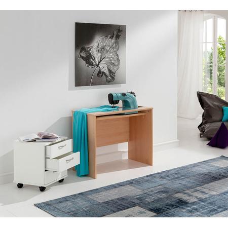 Stół drewniany START pod maszynę do szycia, fig. 6