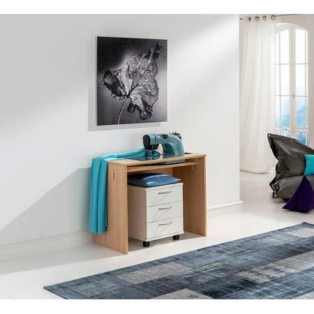 Komoda, siedzisko drewniane STOOL, fig. 5