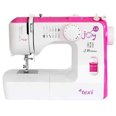 Maszyna do szycia TEXI JOY 13 Pink, fig. 1