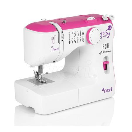Maszyna do szycia TEXI JOY 13 Pink, fig. 2