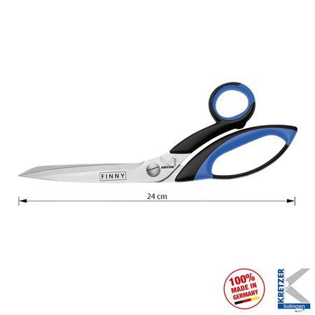 Zestaw nożyczek krawieckich Kretzer (24 cm + 13 cm), fig. 3