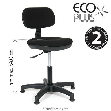 Krzesło z podnośnikiem z tapicerką, fig. 2