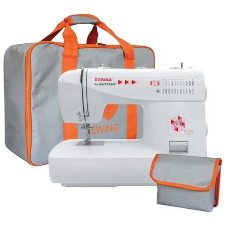Maszyna do szycia Gritzner Dorina 323 z torbą, fig. 1