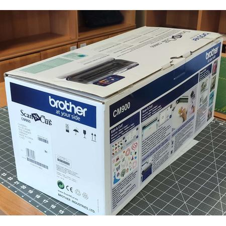Ploter tnący Brother ScanNCut CM900 [OUTLET], fig. 8