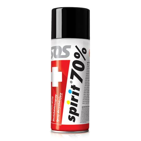 Spray dezynfekujący na bazie alkoholu 70% (400ml), fig. 1