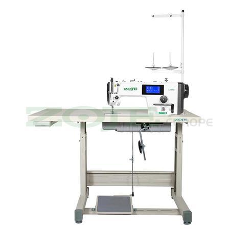 Stebnówka automatyczna ZOJE ZJ9000E do lekkich i średnich materiałów, fig. 1