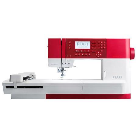 Maszyno-Hafciarka PFAFF CREATIVE 1.5 K100, fig. 1