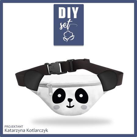 Nerka Junior PANDA (zestaw do uszycia + wykrój) DIY, fig. 1