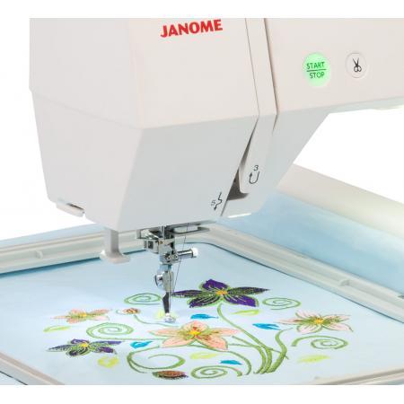 Hafciarka Janome MC500E, fig. 9