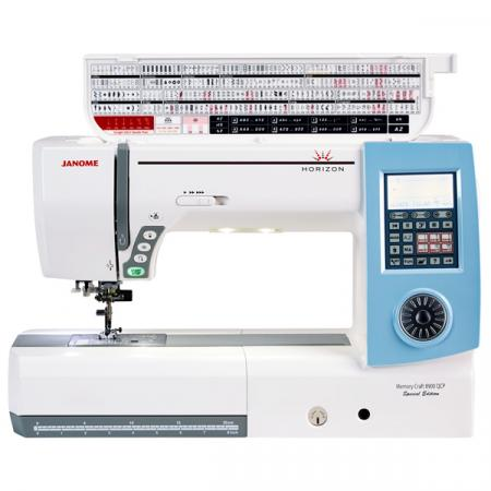 JANOME MC8900QCP SE, fig. 4