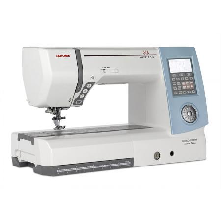 JANOME MC8900QCP SE, fig. 3