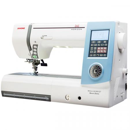 JANOME MC8900QCP SE, fig. 2