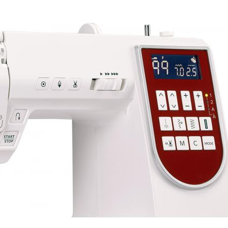 Maszyna do szycia JANOME DM7200 + nici i szpulki GRATIS, fig. 6
