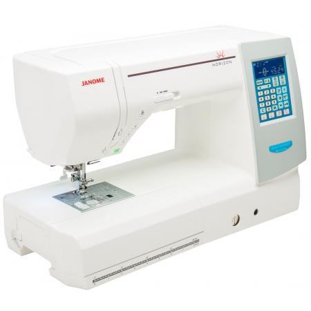 Maszyna do szycia JANOME MC8200QCP SE + nici i szpulki GRATIS, fig. 2
