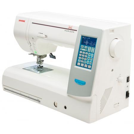 Maszyna do szycia JANOME MC8200QCP SE + nici i szpulki GRATIS, fig. 3