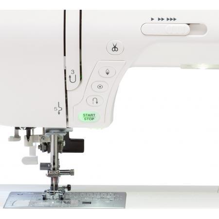 Maszyna do szycia JANOME MC8200QCP SE + nici i szpulki GRATIS, fig. 6