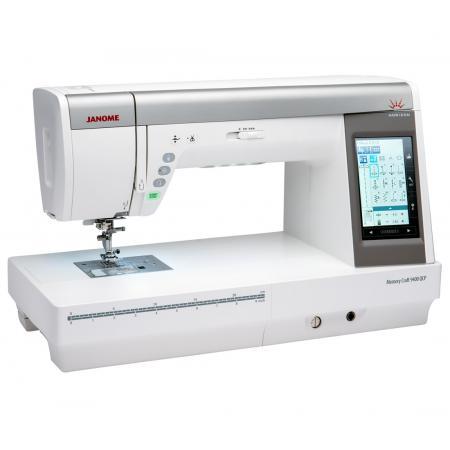 Maszyna do szycia Janome MC9400QCP, fig. 3